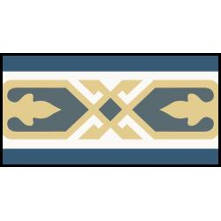 Frise - Symétrie