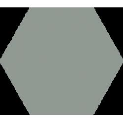 Hexagone - Gris cendre