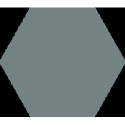 Hexagone - Gris orage