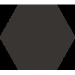 Hexagone - Noir
