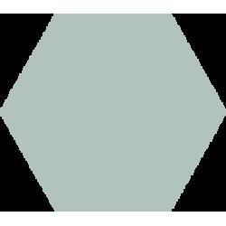 Hexagone - Beige vert