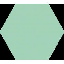 Hexagone - Vert vintage