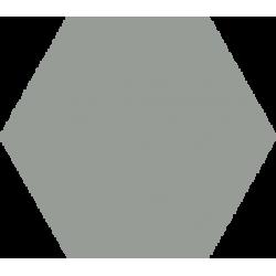 Hexagone - Gris éléphant