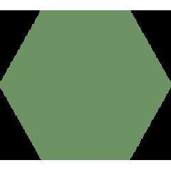 Hexagone - Vert foncé