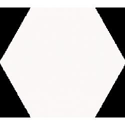 Hexagone - Blanc sucre