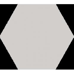 Hexagone - Gris souris