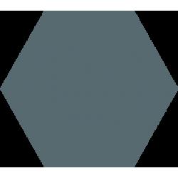 Hexagone - Bleu ardoise
