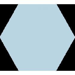Hexagone - Bleu léger