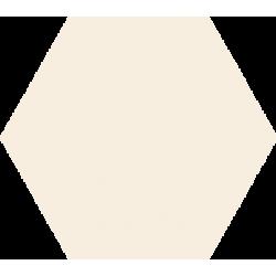 Hexagone - Ivoire