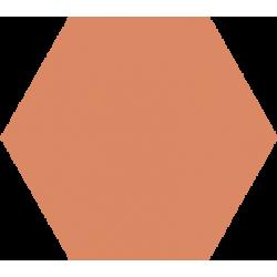 Hexagone - Orangé